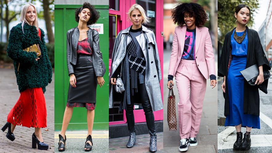 Одежда, обувь, прическа: как создать модный образ из 90-х в 2021 году и быть в тренде