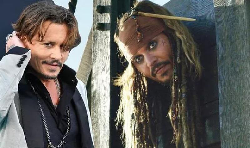 """Джек Воробей возвращается? Джонни Депп может вернуться в """"Пираты Карибского моря-6"""""""