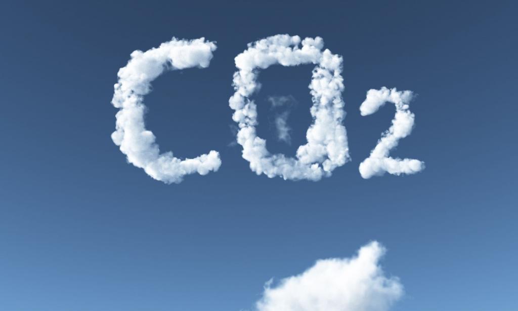 Ученые создали для снижения выбросов углекислого газа гибкий бетон, содержащий CO₂