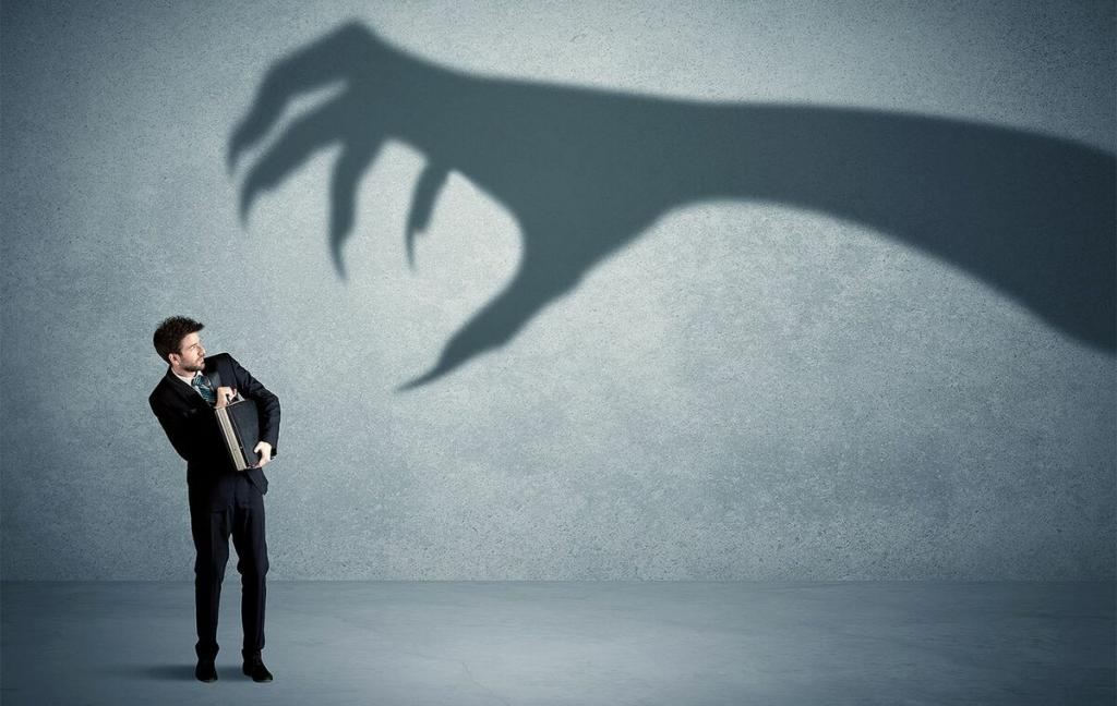 """Психотест, выявляющий все, что находится """"под поверхностью"""": откройте скрытую сторону своей личности (она может оказаться темной)"""