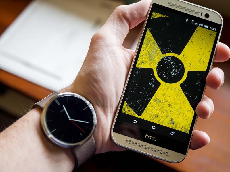 Ученые установили, насколько негативно влияние излучения от смартфонов