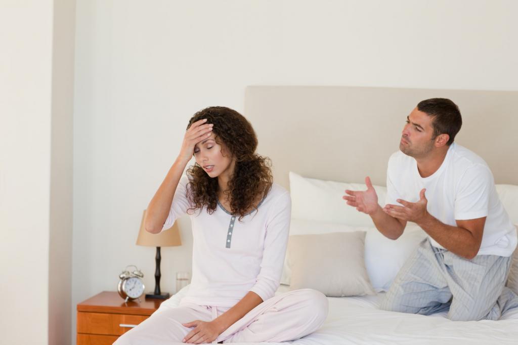 От первенца зависит: ученые назвали неожиданную причину разводов
