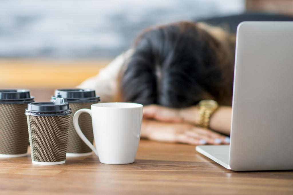 Кофеин не влияет на сон, но уменьшает объем серого вещества мозга: удивительные результаты исследования ученых из Швейцарии