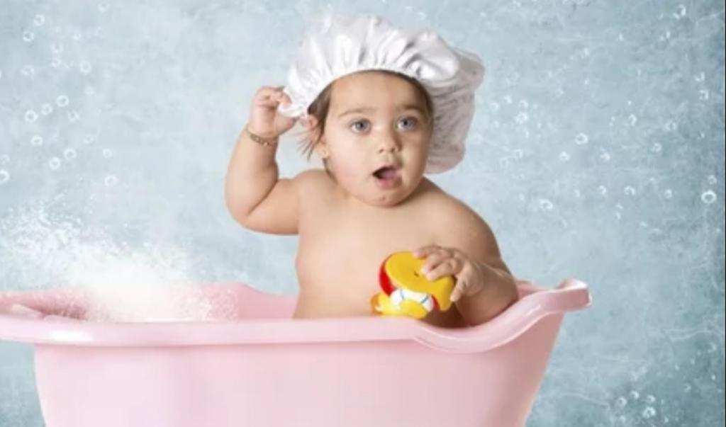 Во что поиграть с ребенком во время купания: это весело и познавательно