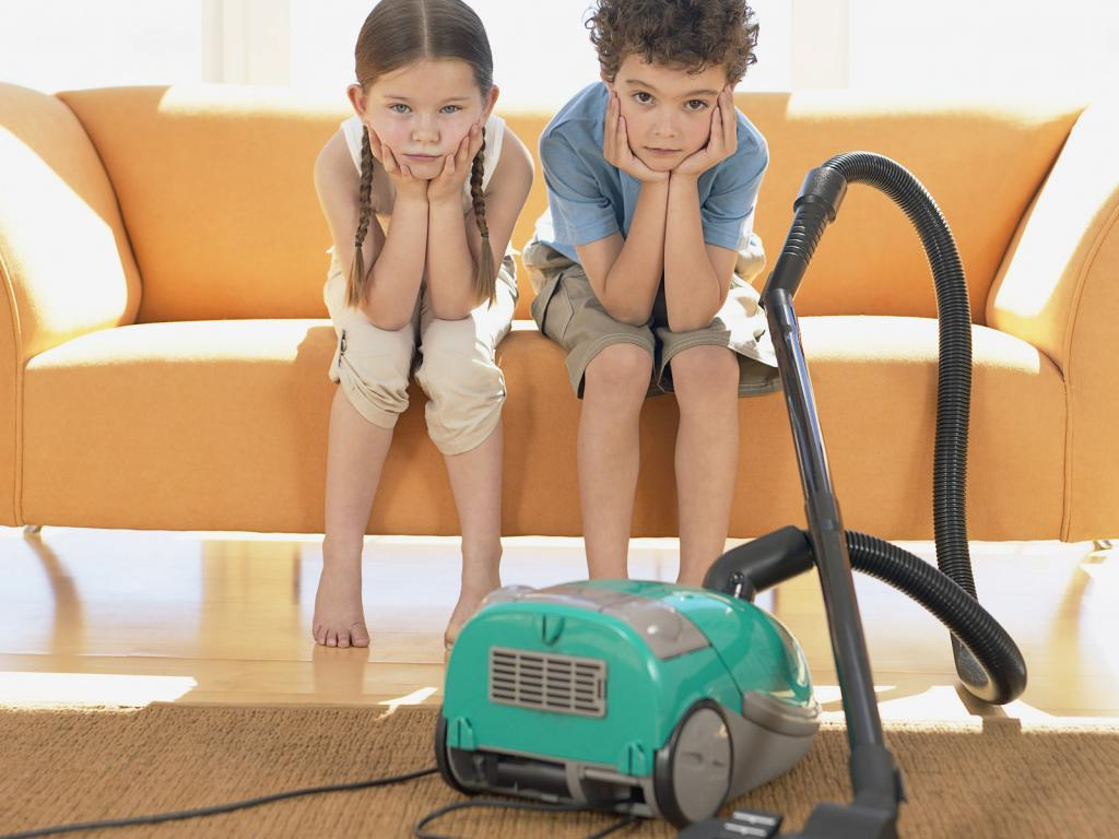 Чрезмерная снисходительность: какими вырастают дети, которые не помогают родителям по дому