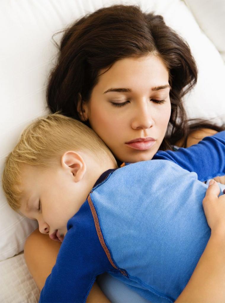 """Быть """"плохой мамой"""" нормально: это не повод себя упрекать, а повод научиться"""