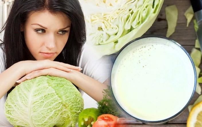 Худеем с отваром белокочанной капусты: как его приготовить и рацион на неделю