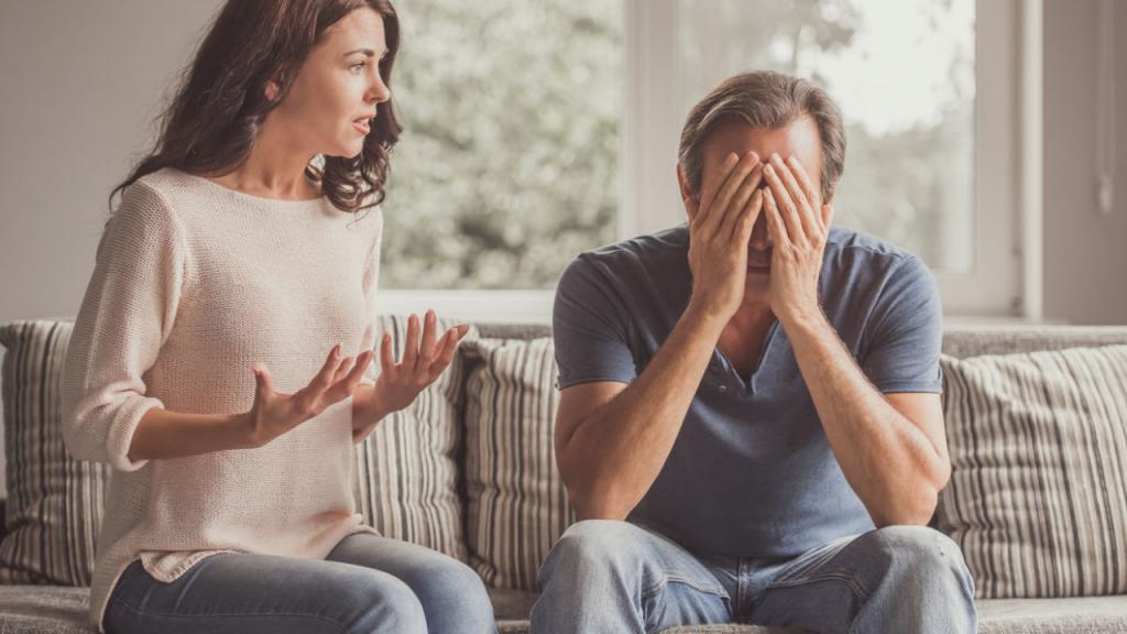 Как легко остановить семейную ссору: достаточно вспомнить одну фразу