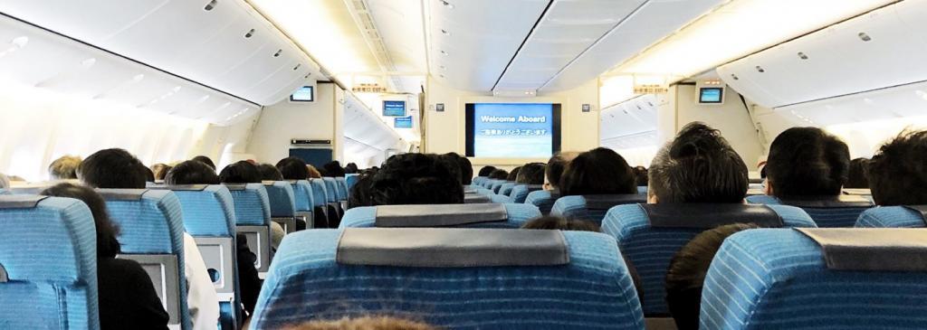 Мужчина объяснил, почему считает место у уборной лучшим на борту самолета