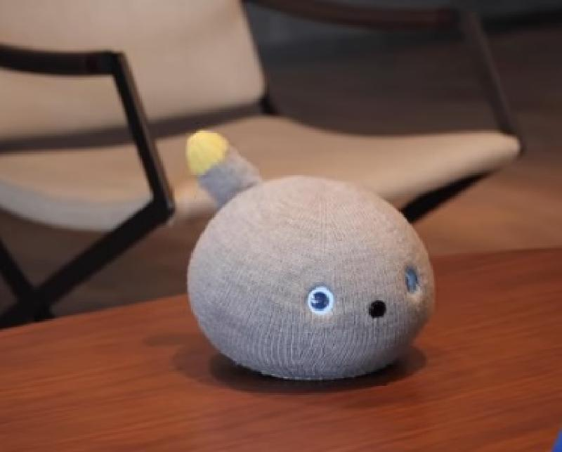 Машет хвостиком, распознает лицо и голос своего хозяина: Panasonic разработала робота Nicobo, напоминающего кота