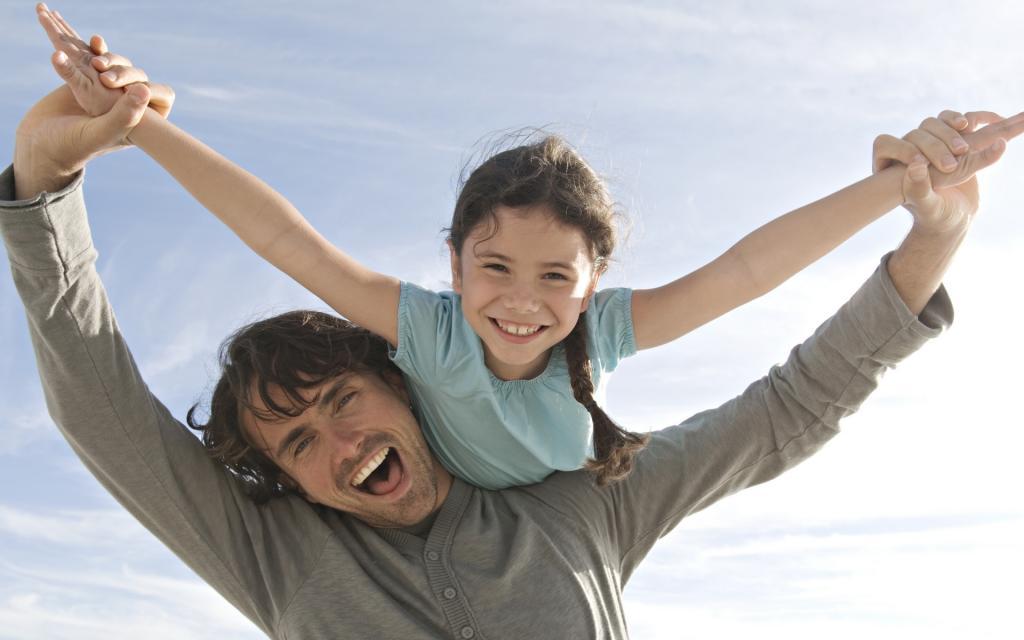 Не только мама: в России может появиться официальный праздник День отца