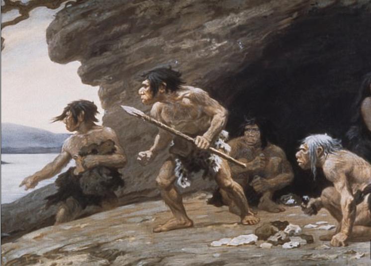 """Магнитное поле Земли перевернулось 42 000 лет назад, вызвав климатическую """"катастрофу"""", которая уничтожила неандертальцев"""