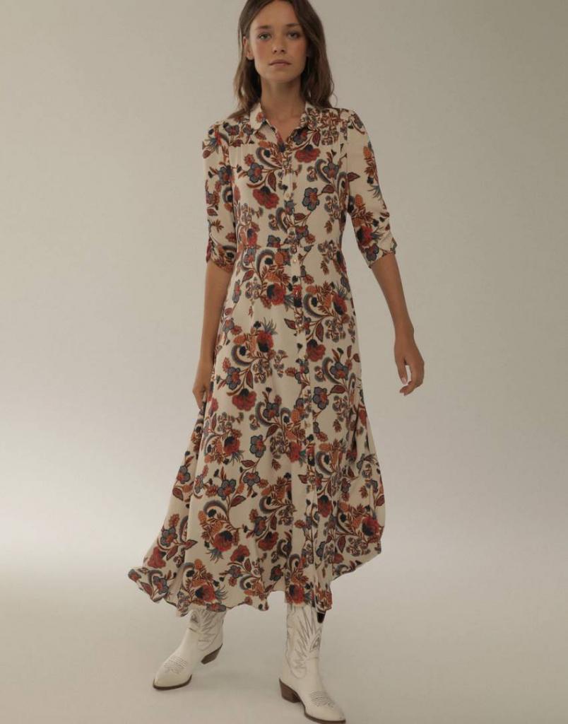 Спрячут животик и добавят роста: платья весны 2021, прячущие минусы фигуры