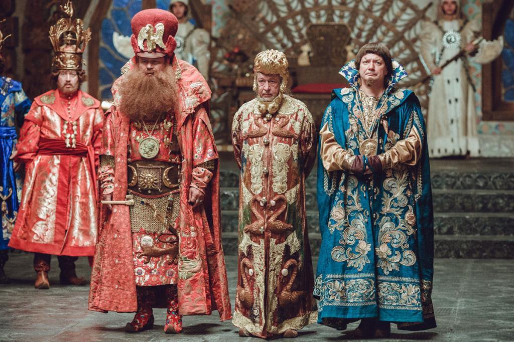 """Главное российское кино: """"Коньку-Горбунку"""" эксперты предрекают миллиардные сборы"""