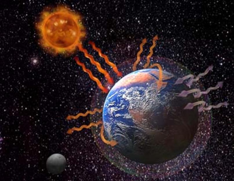 К глобальному изменению климата на Земле в прошлом привело нарушение магнитного поля