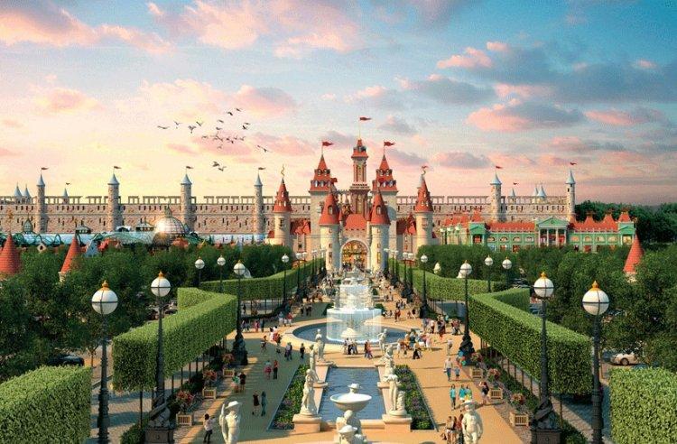 """Мечтал заткнуть за пояс Диснейленд, построив на окраине Москвы """"Страну чудес"""". Почему план Хрущева не осуществился"""