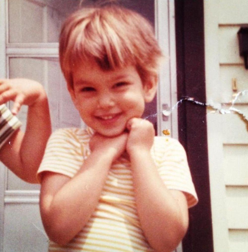 Милая, но вполне обычная. Детские фотографии Синди Кроуфорд из 1960-х