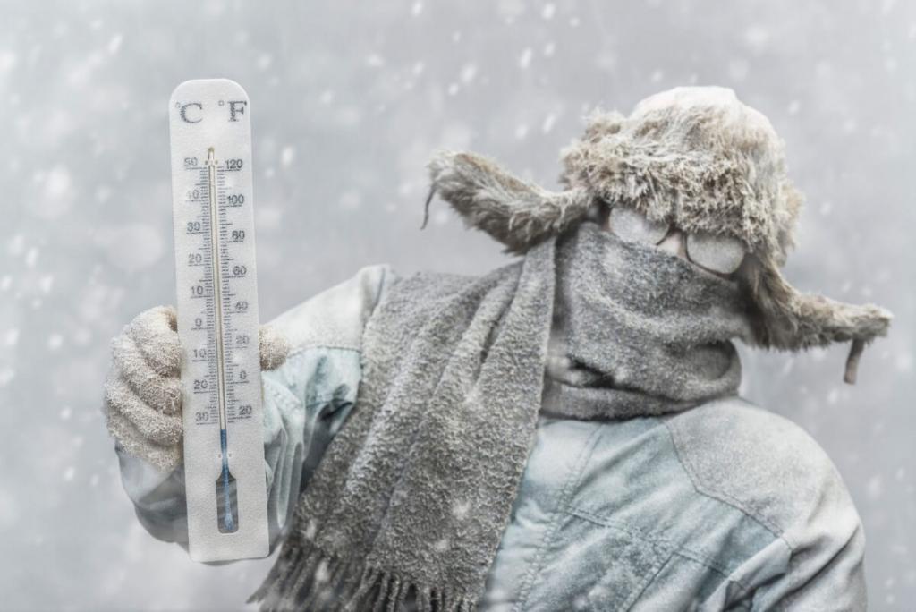 В Москве ожидают морозы до -27 градусов 23 февраля