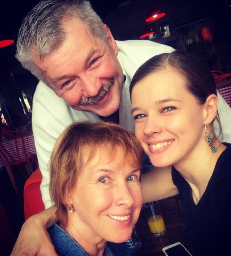 """""""Папа, спасибо за любовь!"""": Катерина Шпица поделилась фотографией с отцом"""
