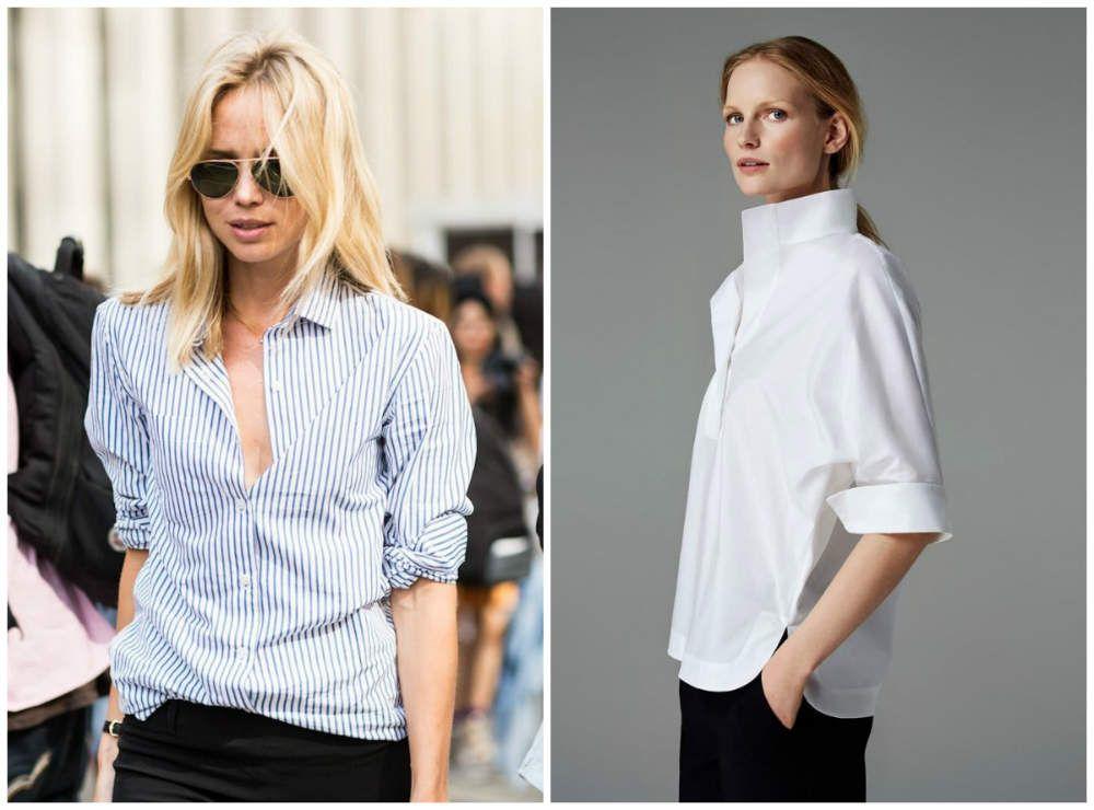 Белая рубашка и тельняшка: что еще долгие годы не потеряет своей актуальности по мнению Александра Рогова