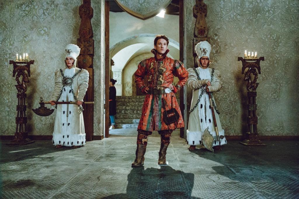Фильм «Конек-Горбунок» возглавил отечественный кинопрокат в выходные
