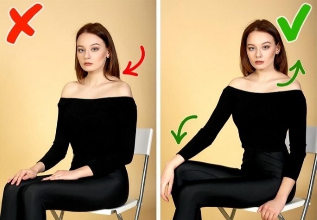 Убрать локти, не прижимать руки к телу и другие советы от эксперта по позированию для удачной фотосессии