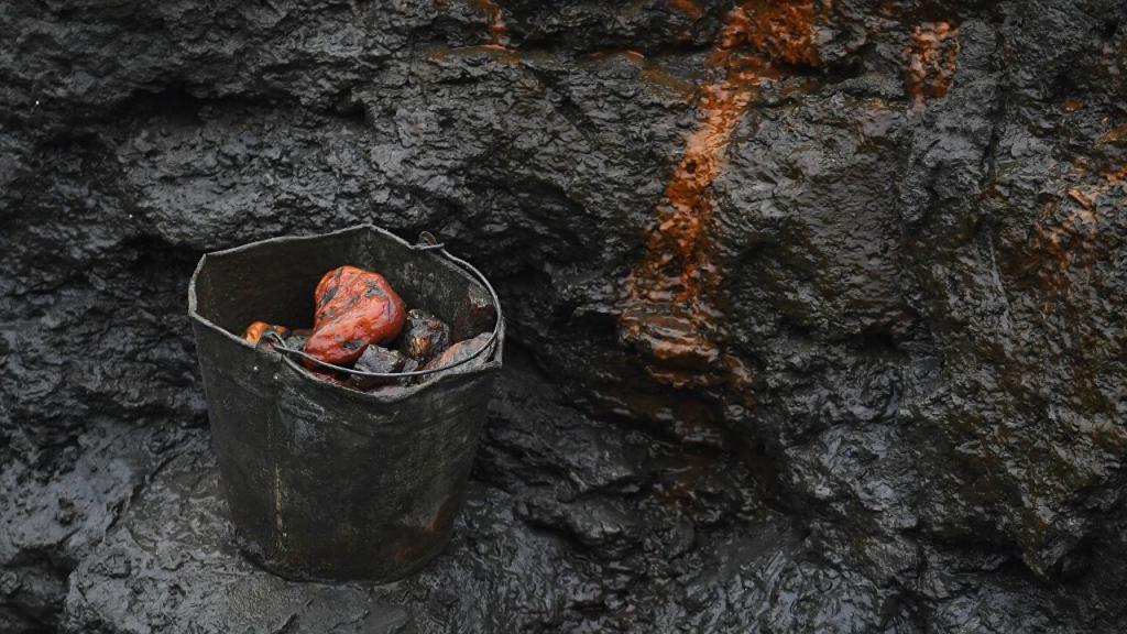 Найденный под Калининградом янтарный самородок весом 1,3 кг назвали «Защитником Отечества»