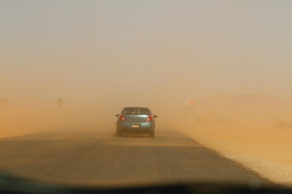 Воздушные массы, насыщенные пылью из Сахары, станут причиной необычного метеорологического явления в странах Европы