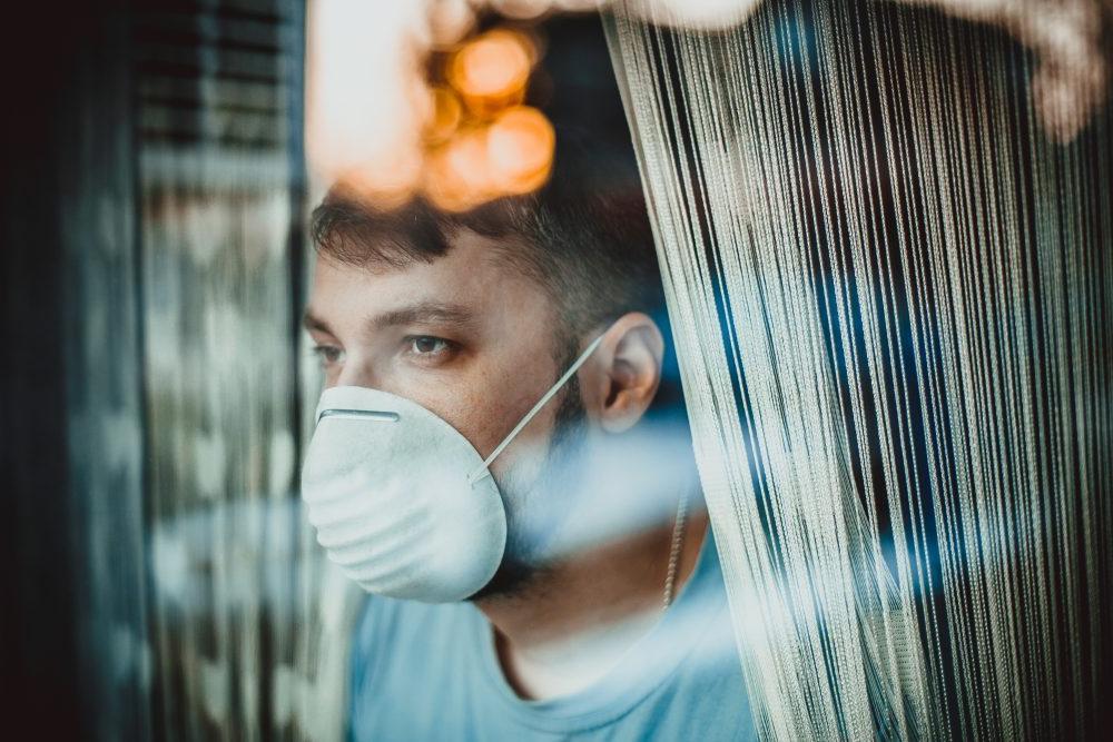 Жители России назвали самый главный страх во время пандемии