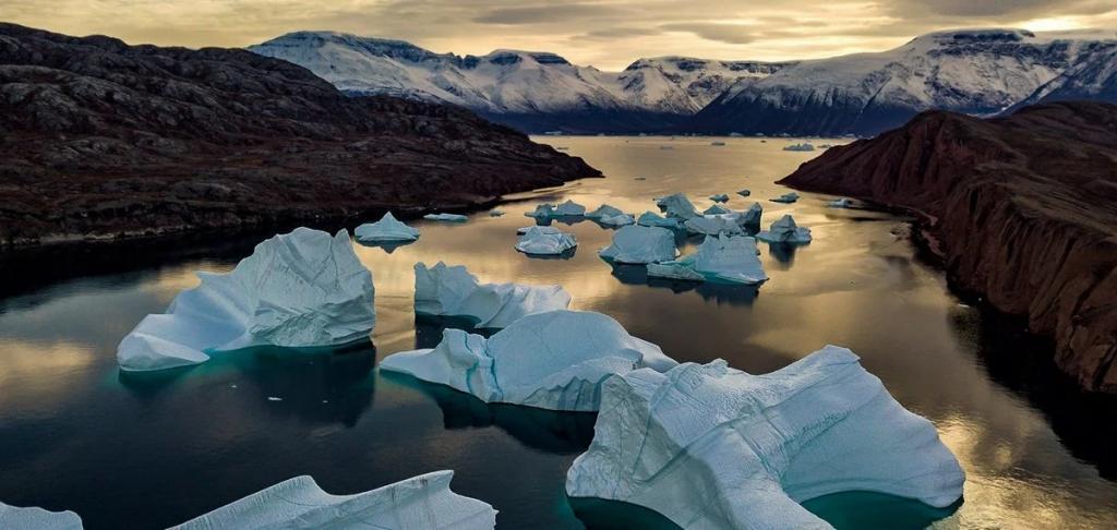 Разработана компьютерная модель для расчета таяния ледников на Земле
