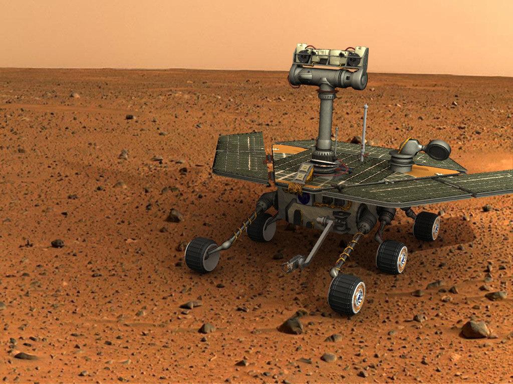 Инженеры пришли к выводу, что обычный автомобиль сможет ездить по Марсу, но только после ряда доработок