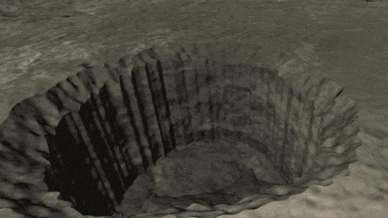 Европейское космическое агентство планирует исследовать пещеры на Луне