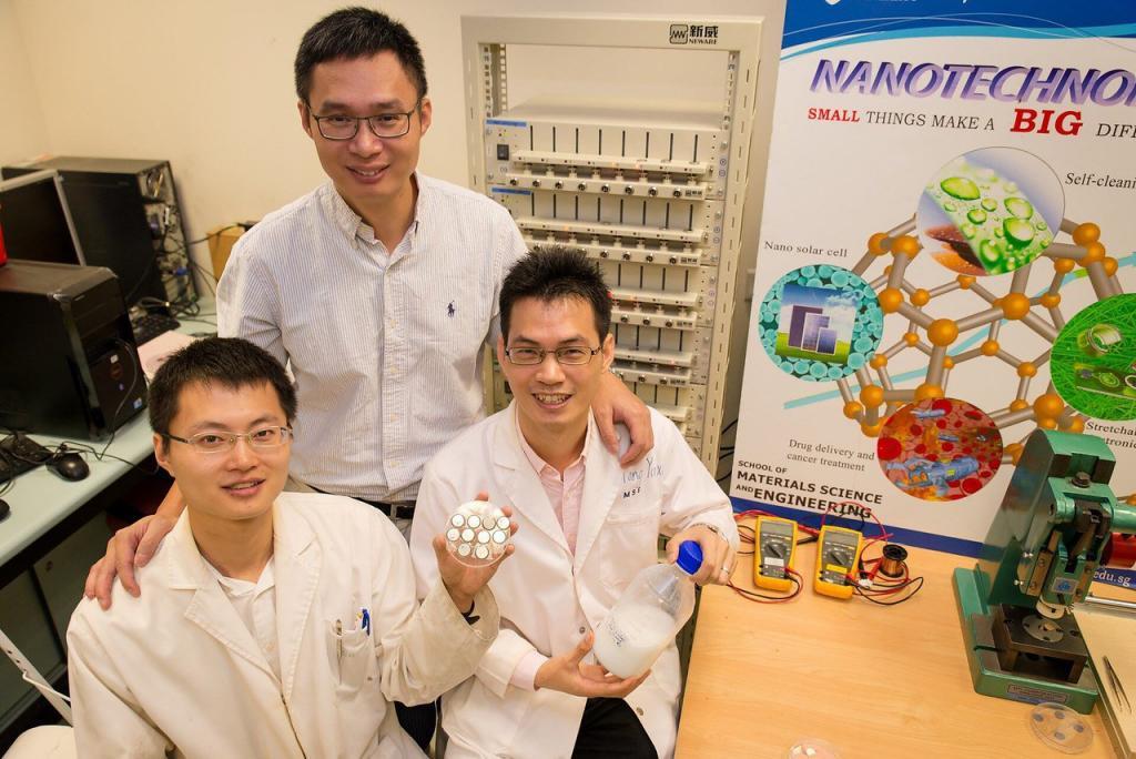В Японии приблизились к созданию батарей на искусственных алмазах, способных работать сотни лет