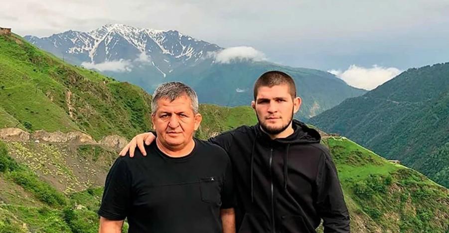 «Если бы не вера, я бы сошел с ума после смерти отца»: первое интервью Хабиба Нурмагомедова после ухода с ринга