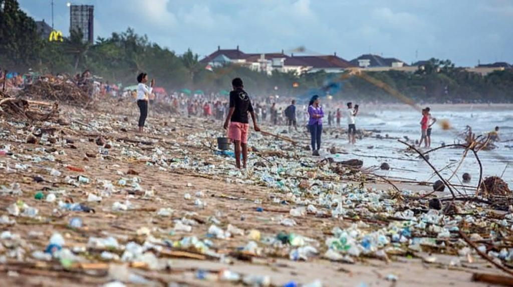 "Исследование установило источник пластика ""тихоокеанского мусорного пятна"""