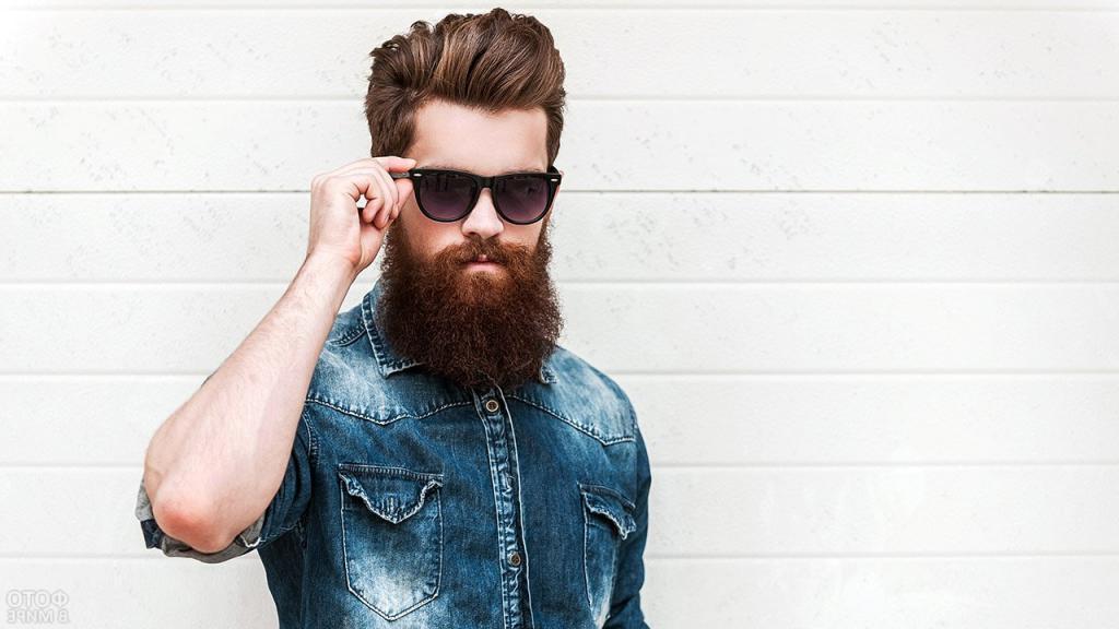 Доминирование, мужественность или агрессия: какие знаки хочет послать мужчина, отрастив бороду