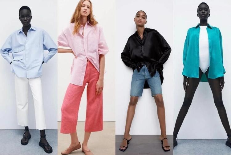 Дырки на джинсах до сих пор актуальны: этот и другие тренды весны и интересные образы