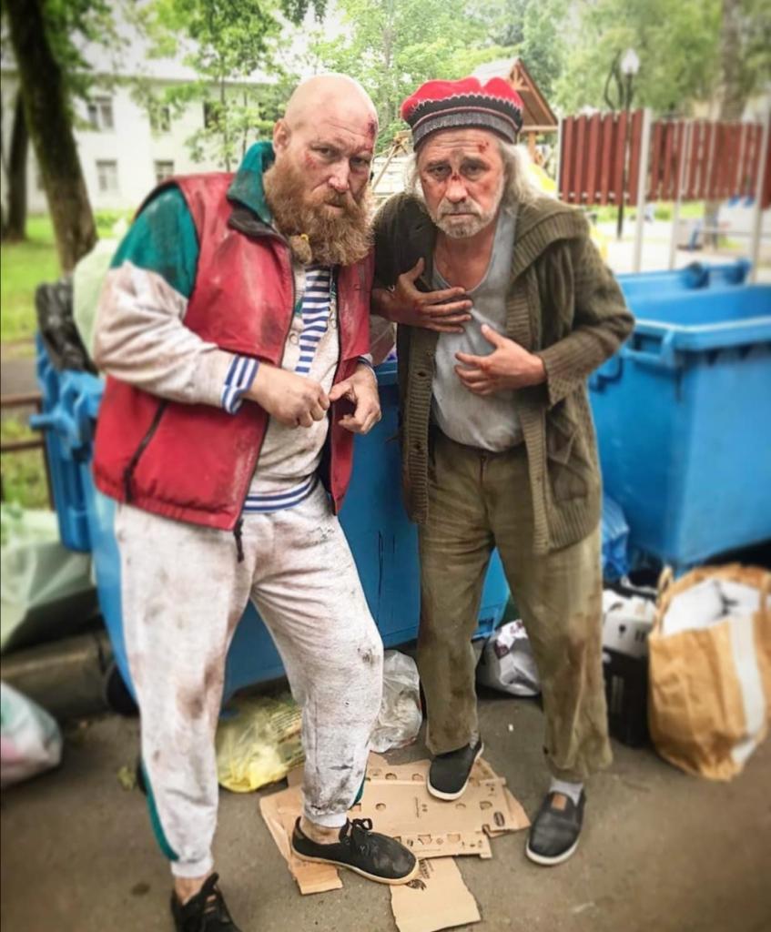 """Такой разный Юрий Миронцев: какие роли достаются черкесу из """"Угрюм реки"""""""