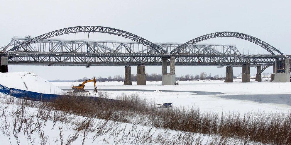 Первый в России автодорожный мост из алюминия построят в Нижегородской области. Вес конструкции составит всего 200 тонн