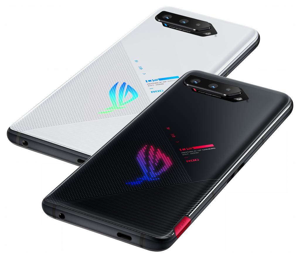 ASUS провела онлайн-презентацию нового игрового смартфона ROG Phone 5