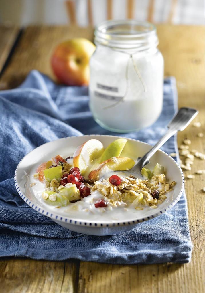 Как укрепить здоровье в 50 лет с помощью правильного завтрака: советы диетолога Изабель Бельтран