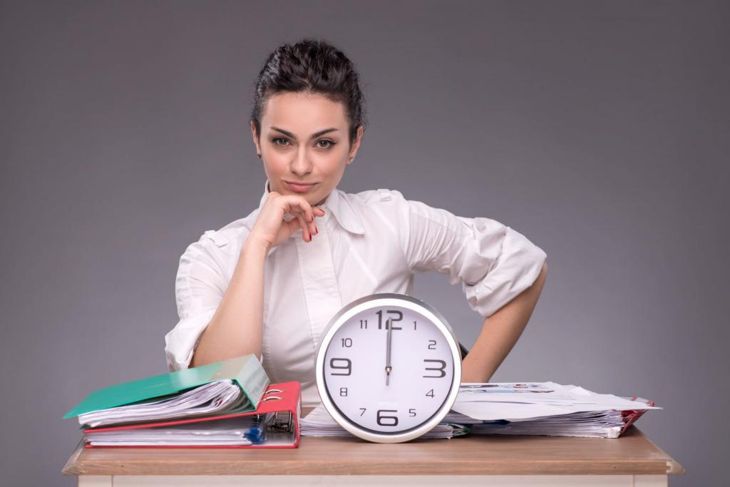Не все мужчины одобряют идею о четырехдневной рабочей неделе для женщин