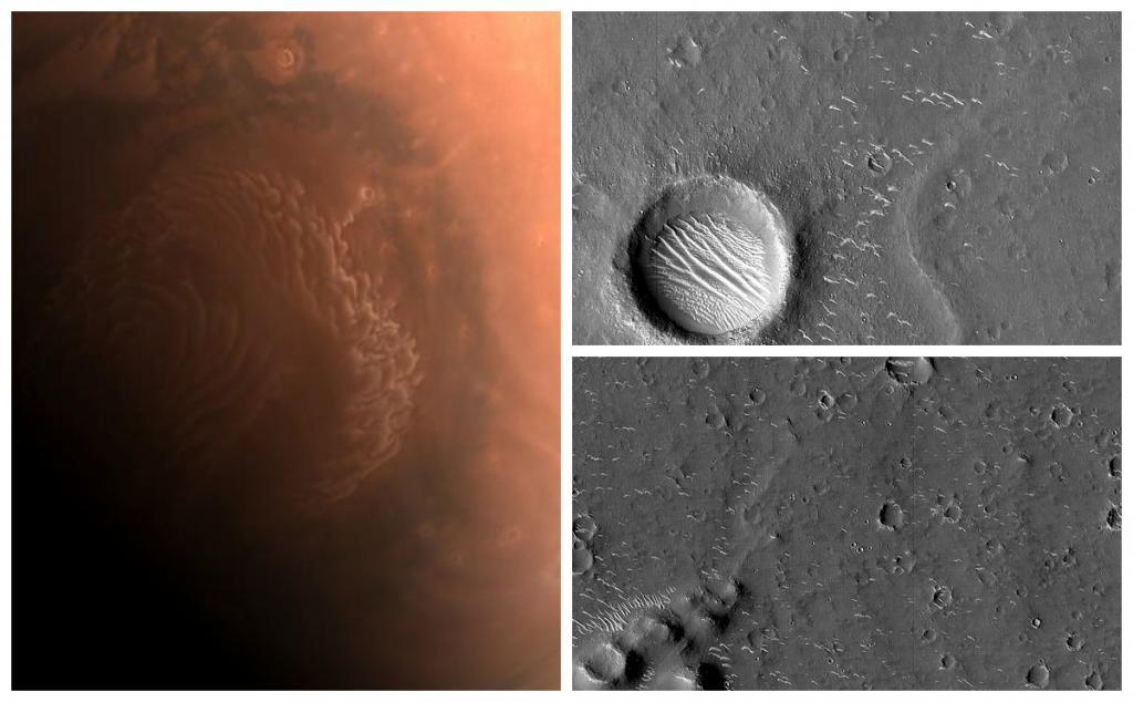 Красная планета и извержение Этны: лучшие научные снимки февраля 2021 года