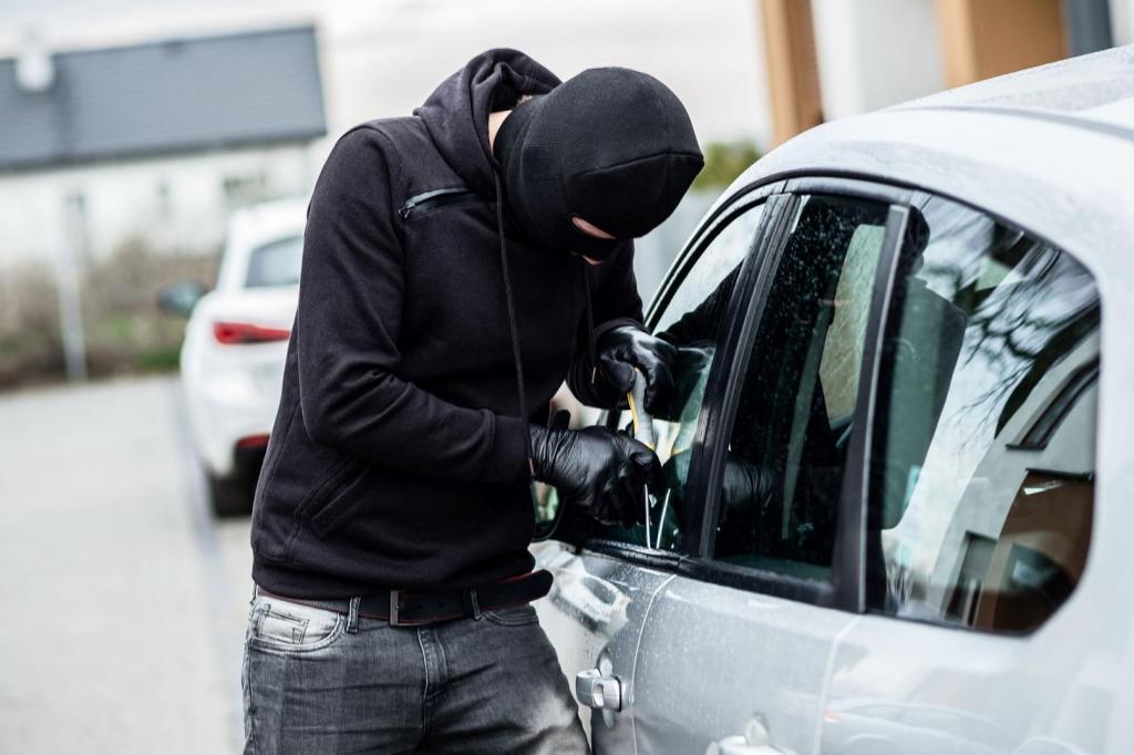 Hyundai, Kia и не только: какие автомобили чаще всего угоняют в России