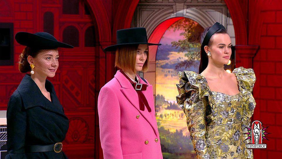 """""""Ободок в стиле венца"""": Хромченко показала самый модный головной убор сезона"""