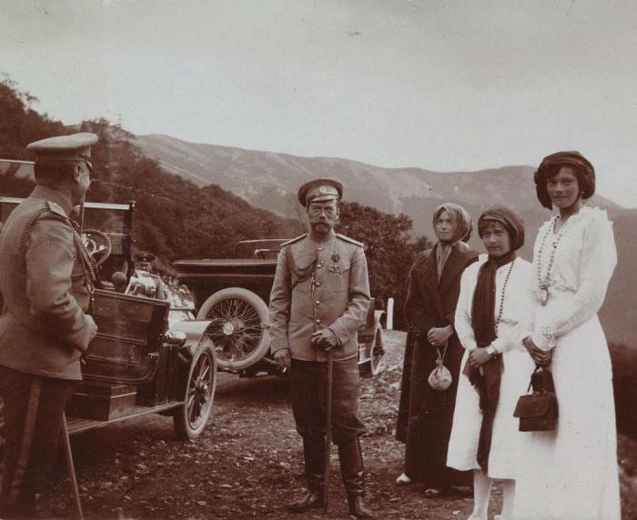 Николай Второй любил Крым