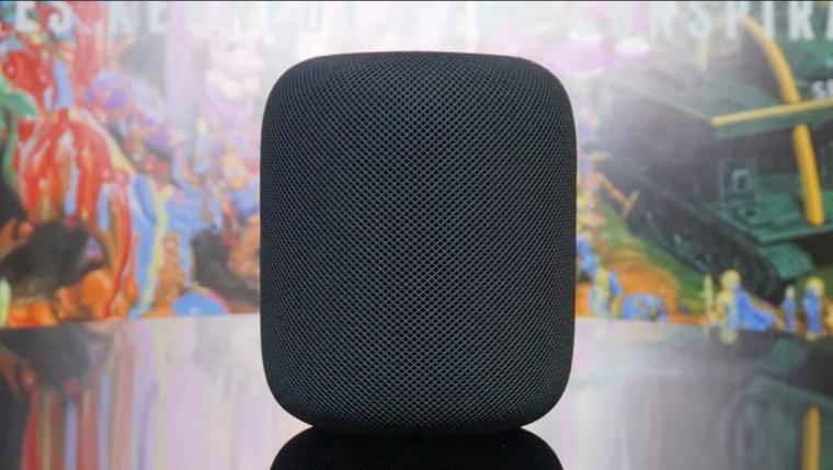 Apple прекратит выпуск умной колонки HomePod и выпустит HomePod mini