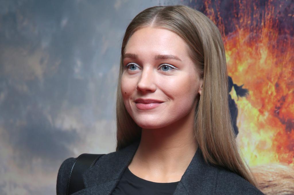 Кристина Асмус тонко намекнула на новые отношения