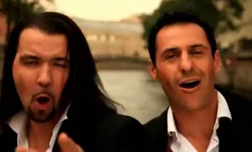 """Группа """"Чай вдвоем"""" могла поехать на """"Евровидение-2005""""/, но неожиданный номер удивил зрителей (видео)"""