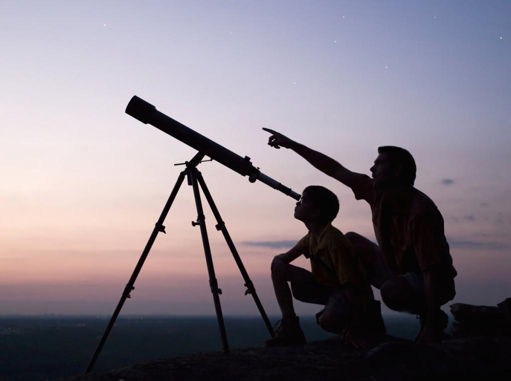 В марте по вечерам россияне смогут насладиться зодиакальным светом
